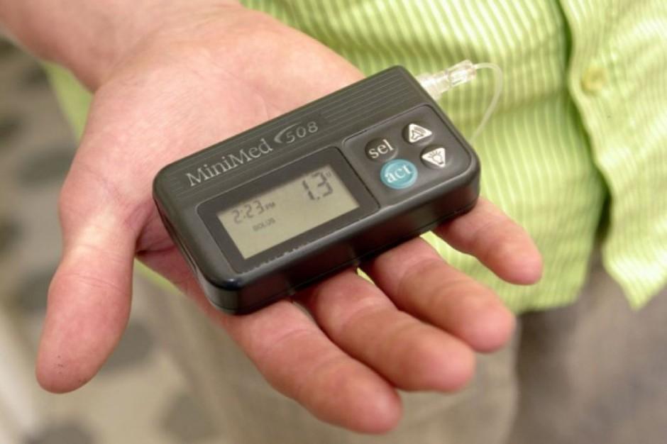 Wycofanie zbiorników do pomp insulinowych