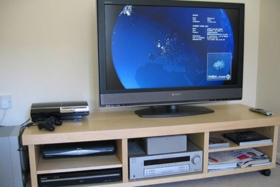 USA: telewizory częstą przyczyną urazów wśród dzieci