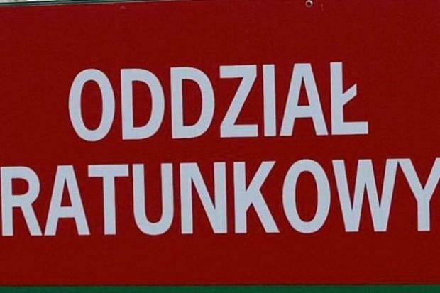 Gdańsk: dwie doby oczekiwania na oddziale ratunkowym