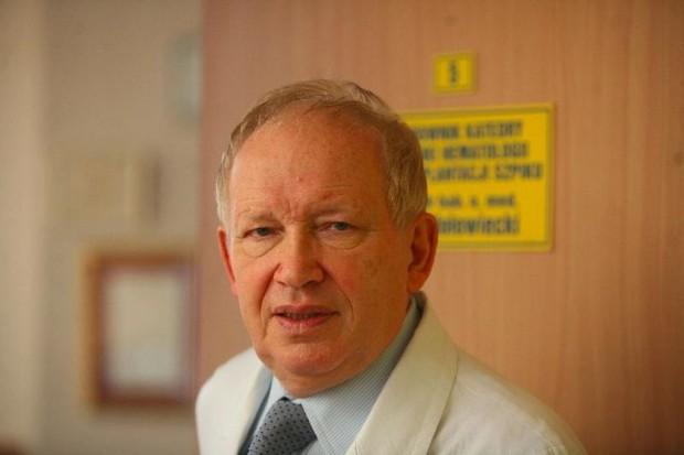 """Polscy hematolodzy autorami """"złotego standardu"""" w leczeniu białaczki"""