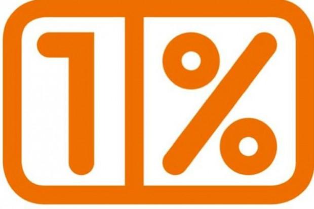 Opolskie: więcej z 1 proc. niż rok temu