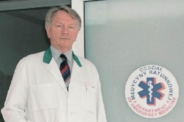 Prof. Jakubaszko: ratownicy nie są uprawnieni do stwierdzenia zgonu w karetce
