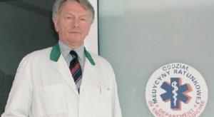 Prof. Jakubaszko: po oddelegowaniu personelu do szpitali covidowych SOR-y zostaną sparaliżowane
