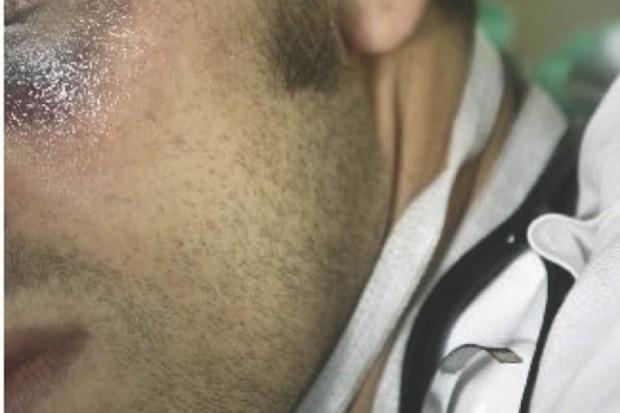Lubliniec: agresywny pacjent pobił ratownika