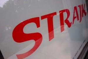 Mazowieckie: pracownicy szpitala w Wołominie protestowali przed NFZ