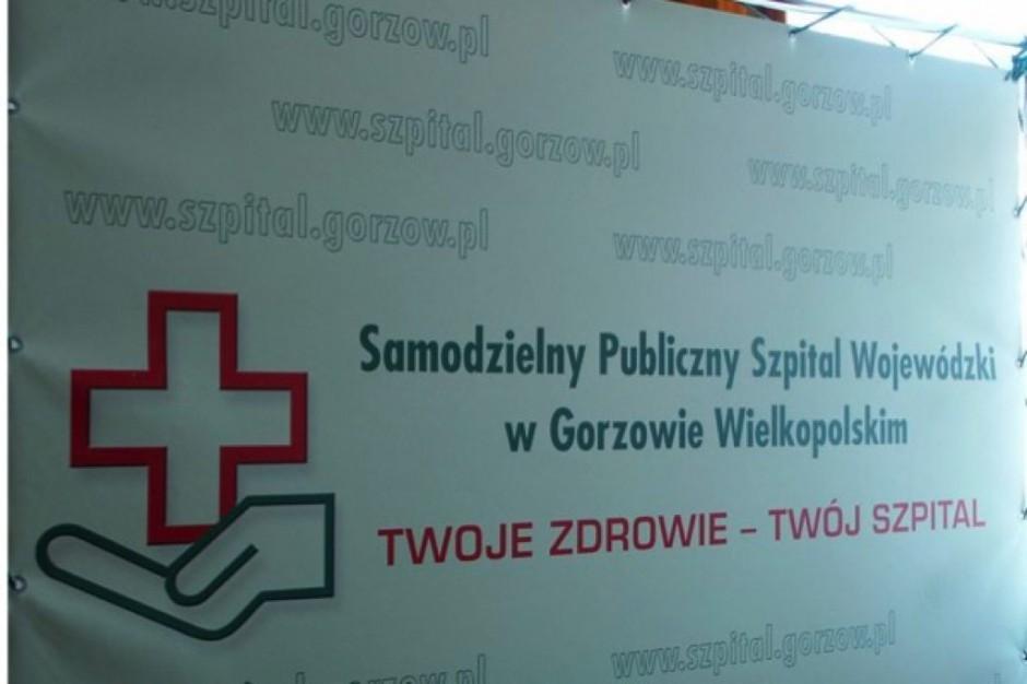 Gorzów Wielkopolski: szpital jest już oficjalnie spółką