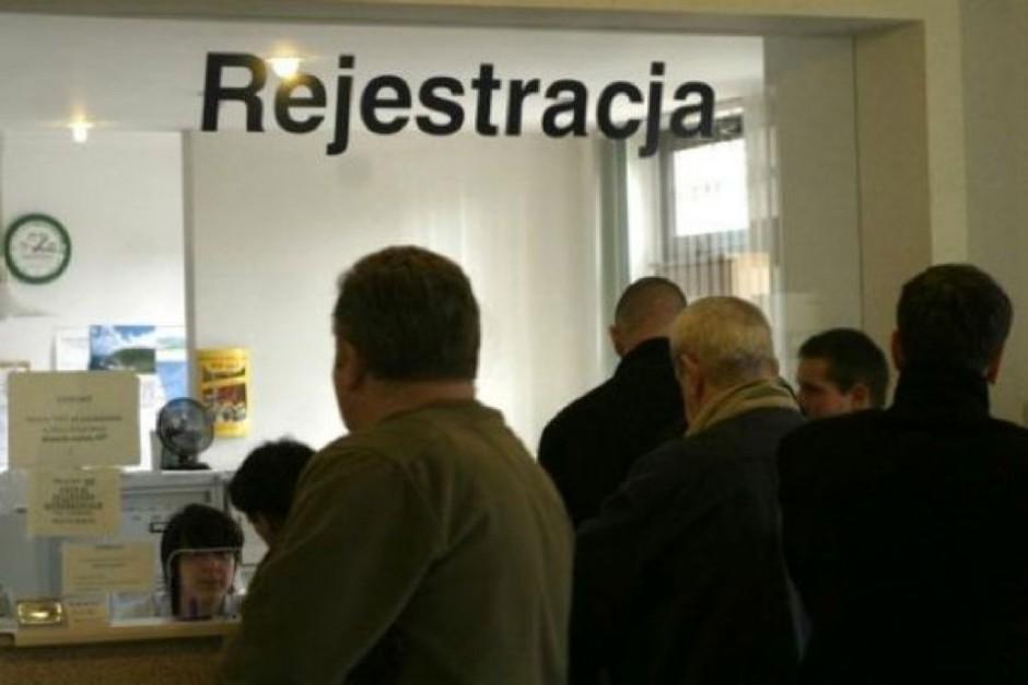 Łódź: kolejki do specjalistów wydłużają się