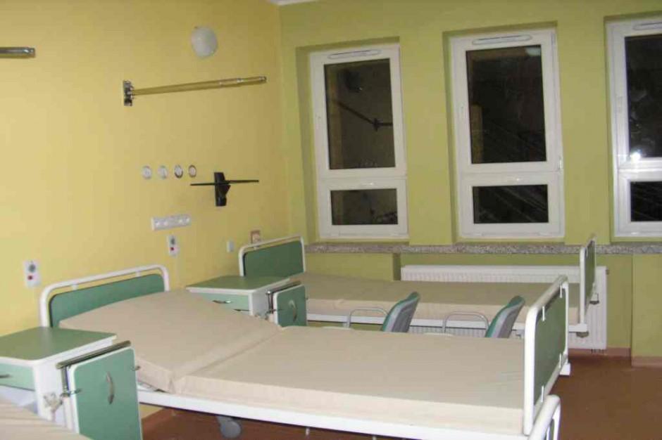 Zabrze: szpitalny remont na finiszu
