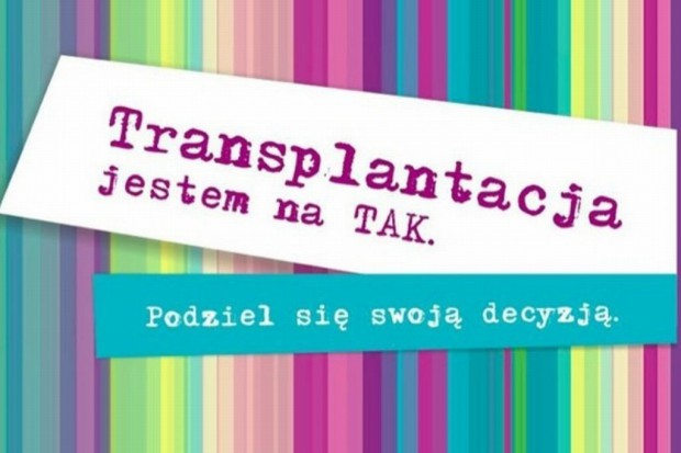 Resort wyłonił realizatora programu promocji transplantacji