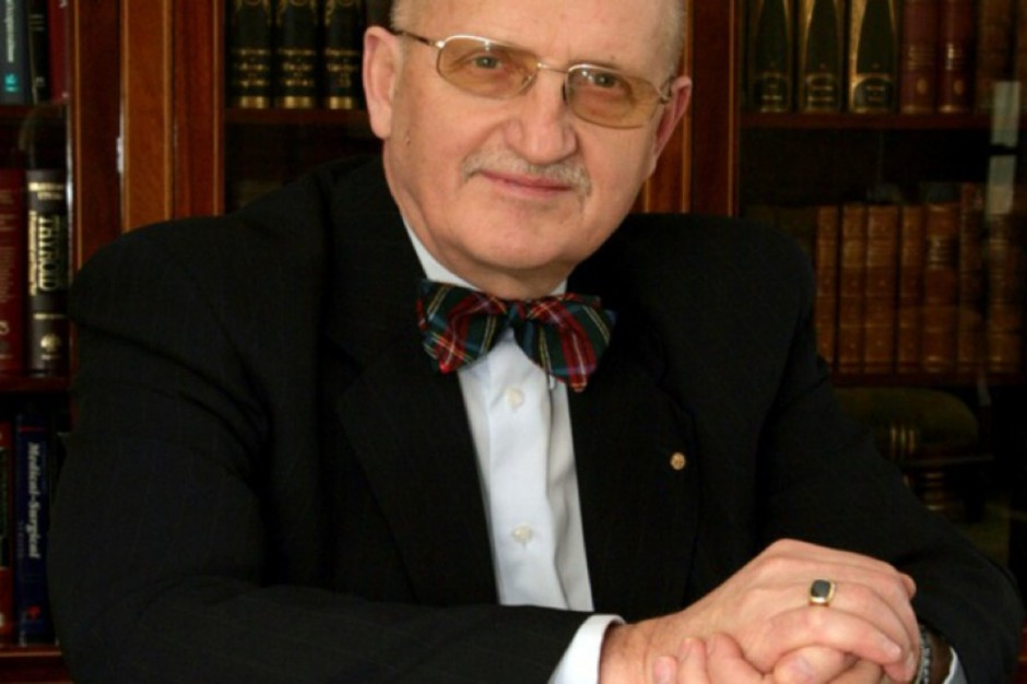 Prof. Marek Krawczyk odebrał papieski order Pro Ecclesia et Pontifice