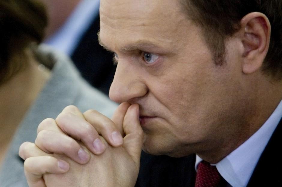 Tusk krytykuje prezydenta po wypowiedzi na temat epidemii Covid-19