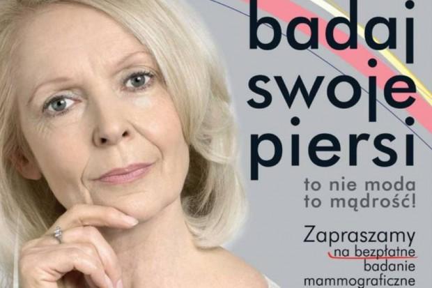 Mazowsze: rośnie zainteresowanie badaniami mammograficznymi
