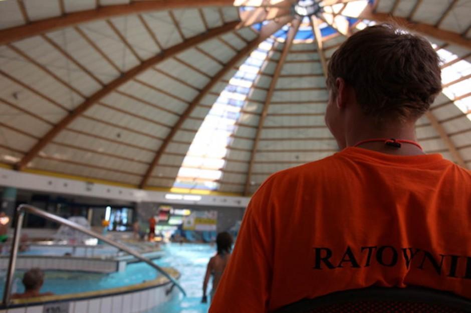 Sanok: kompleks basenów posłuży do zajęć leczniczo-rehabilitacyjnych