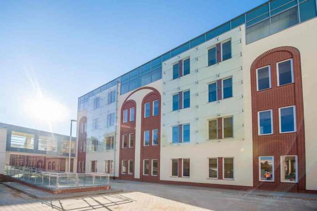 Olsztyn: nowy budynek szpitala klinicznego