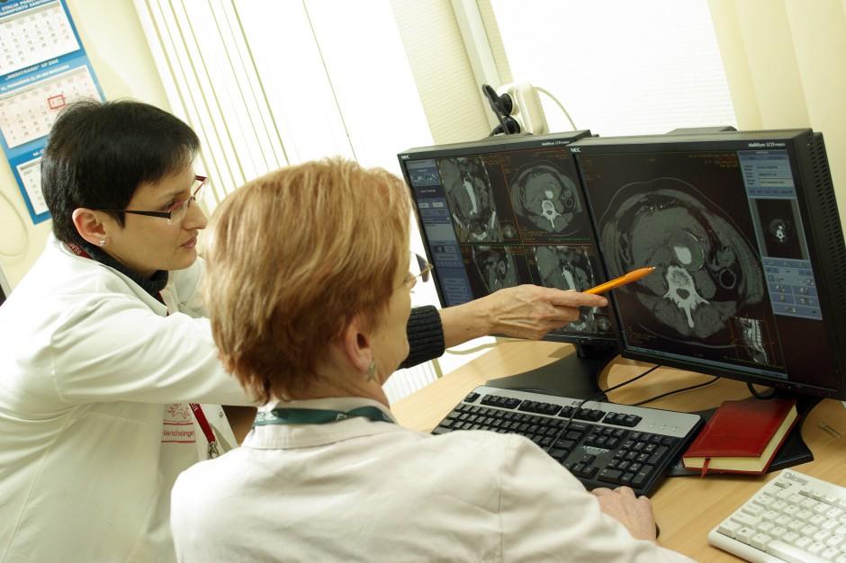 Zakopane: szpital ma nowoczesny tomograf