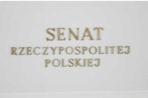 Senat: ustawa ws. aneksowania umów z NFZ bez poprawek