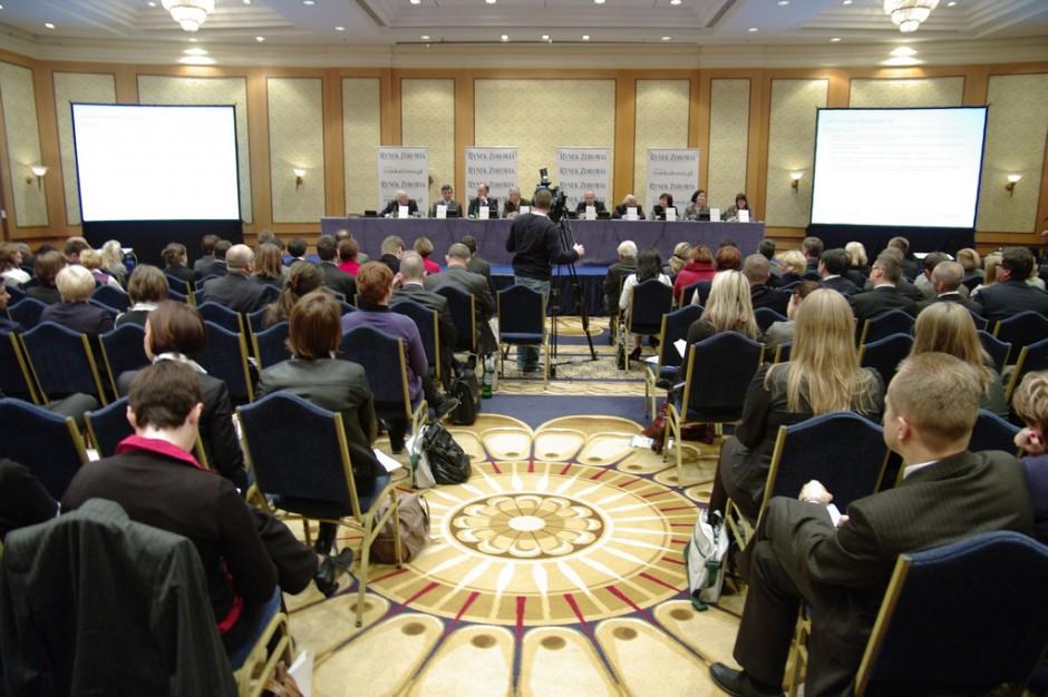 Warszawa: rozpoczyna się IX Forum Rynku Zdrowia