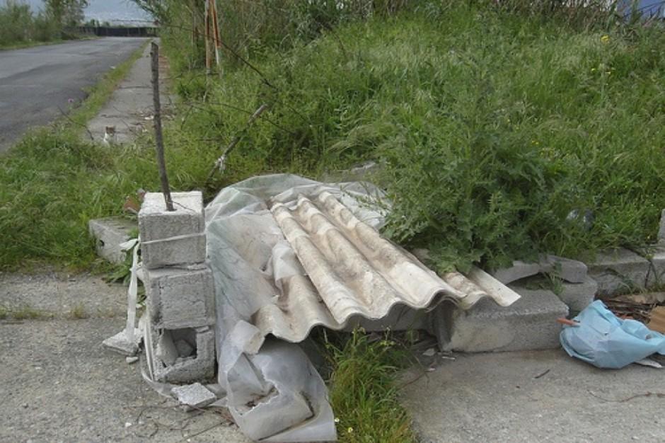 Rzeszów: są pieniądze na usuwanie z dachów rakotwórczego azbestu