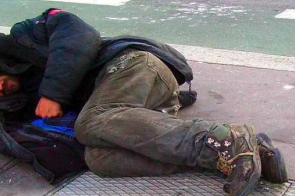 Gorzów Wlkp.: pomoc medyczna w ogrzewalni dla bezdomnych