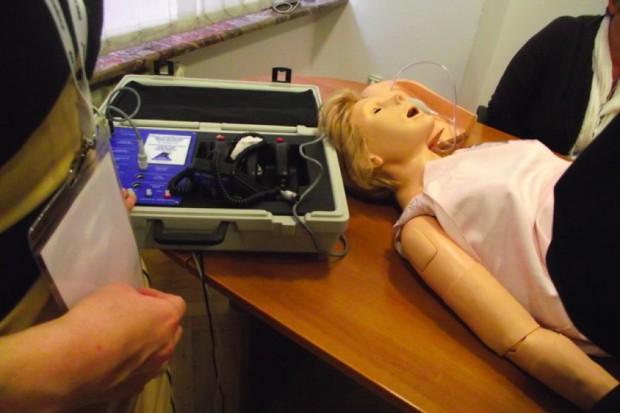 GUMed: Pracownia Symulacji Medycznej ma nowoczesne fantomy