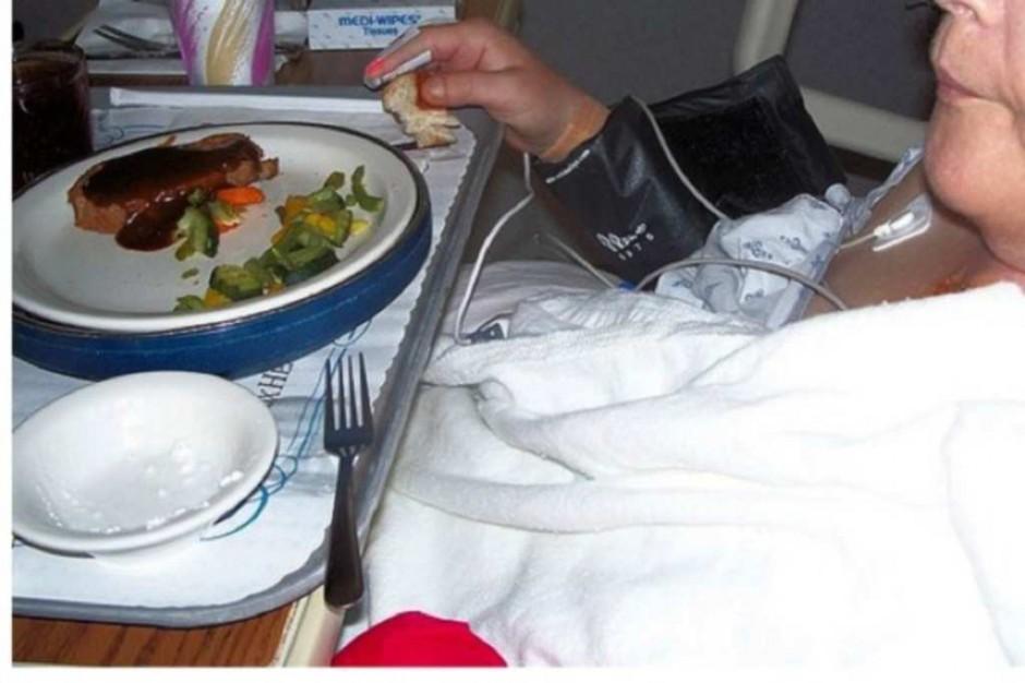 Suwałki: mistrz kuchni gotuje w szpitalu