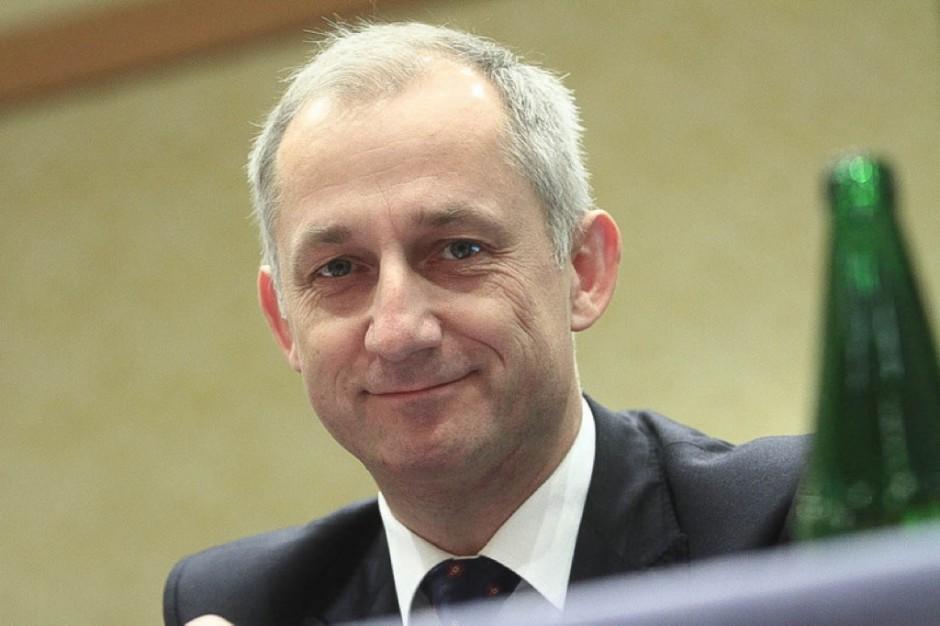 Sławomir Neumann: w 2014 r. nie będzie pieniędzy na budowę szpitala GUMed