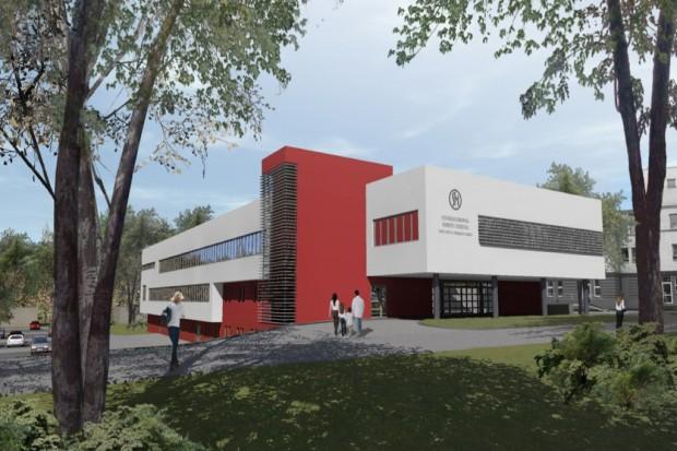 Zabrze: trwa budowa Centrum Zdrowia Kobiety i Dziecka