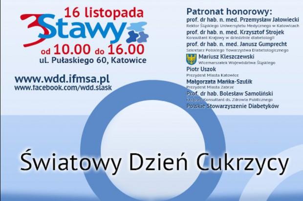 Katowice: studenci medycyny zbadają i poradzą, jak walczyć z cukrzycą