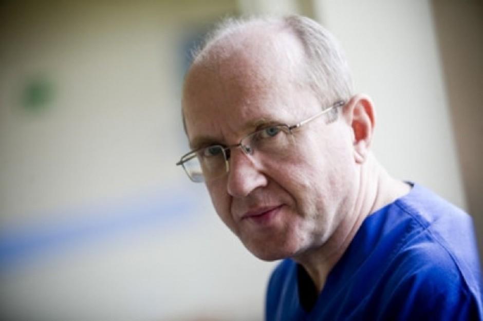 Prof. Henryk Skarżyński odznaczony papieskim medalem