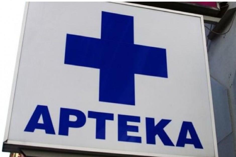 Apteki sprzedające leki do hurtowni stracą licencję