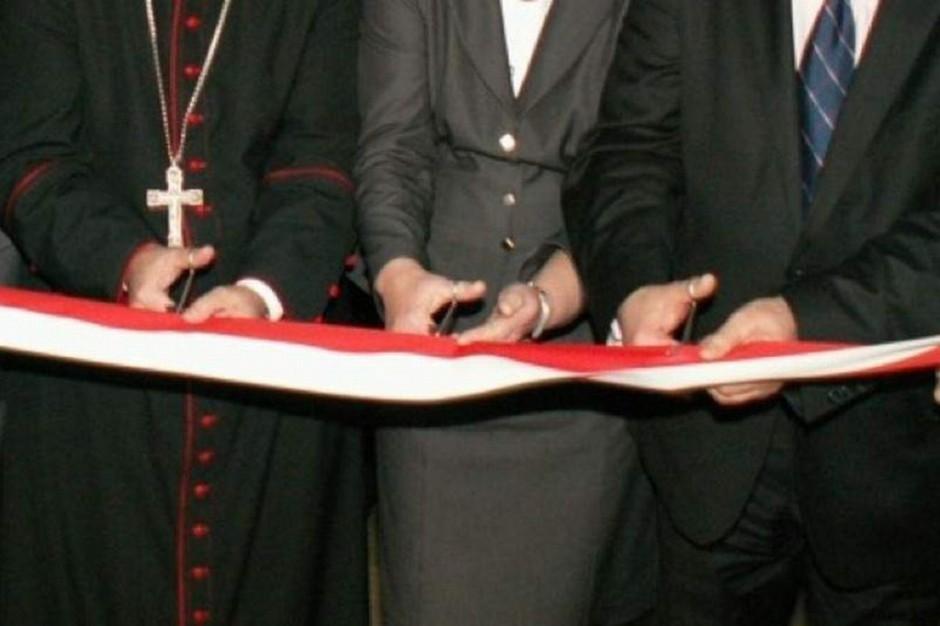 Warszawa: otwarcie nowego budynku w szpitalu dziecięcym
