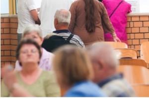 Wydłużające się kolejki coraz bardziej ograniczają dostęp do leczenia