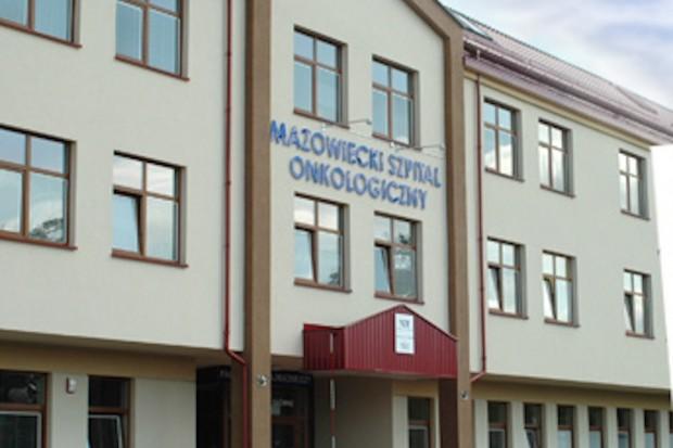 Mazowsze: protest głodowy w szpitalu onkologicznym w Wieliszewie