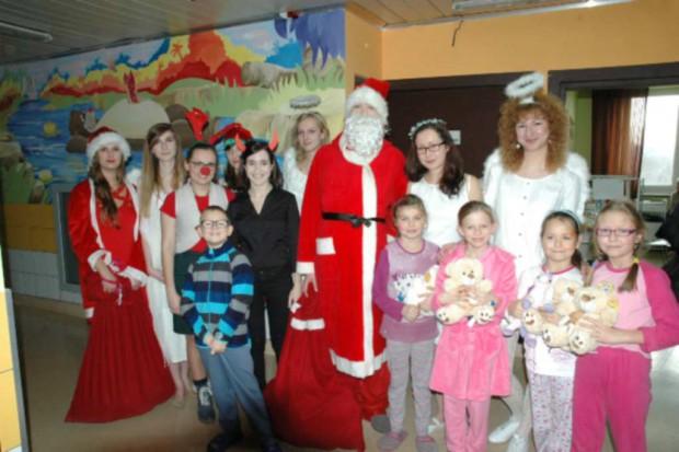 Katowice: studenci medycyny z wizytą w szpitalu na Ceglanej