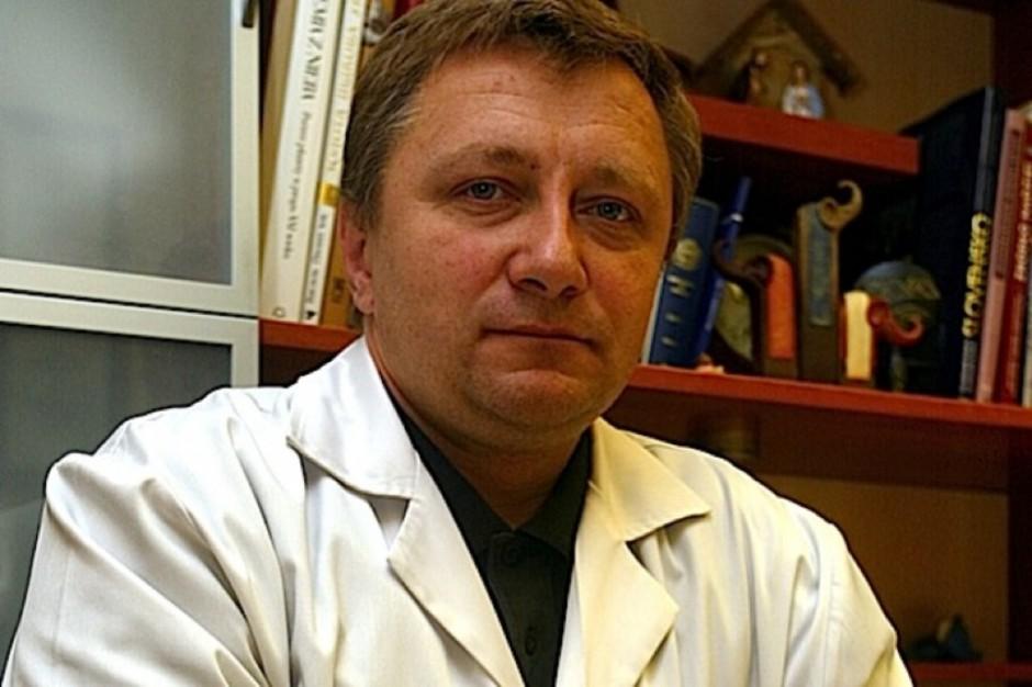 Zabrze: nagroda rektora SUM dla prof. Mariusza Gąsiora