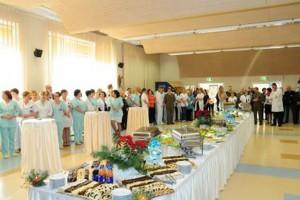 Warszawa: spotkanie opłatkowe w WIM