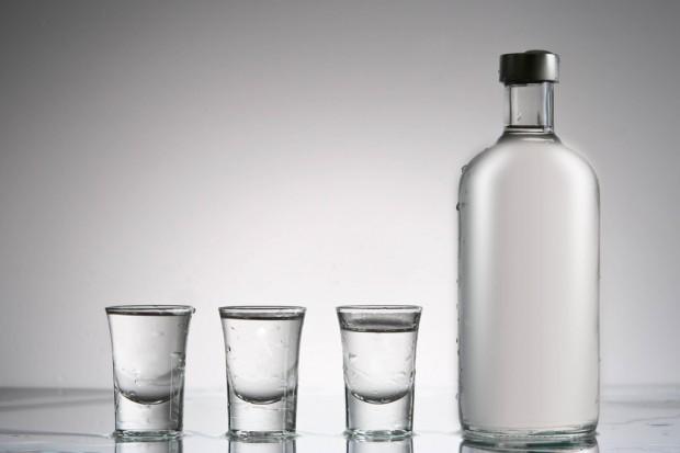 Rosja niezmiennie na pierwszym miejscu w spożyciu wódki, Polska - na czwartym