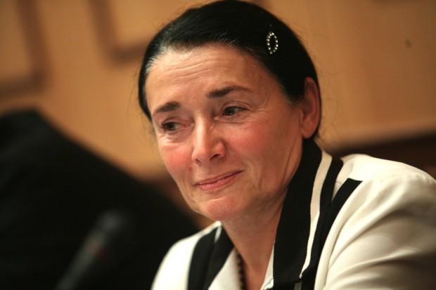 Prof. Alicja Chybicka: nie żałuję wejścia do Senatu