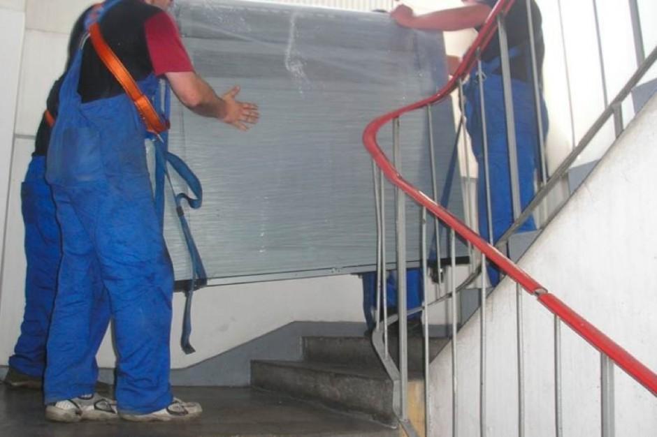 Białystok: kolejne przeprowadzki w szpitalu wojewódzkim