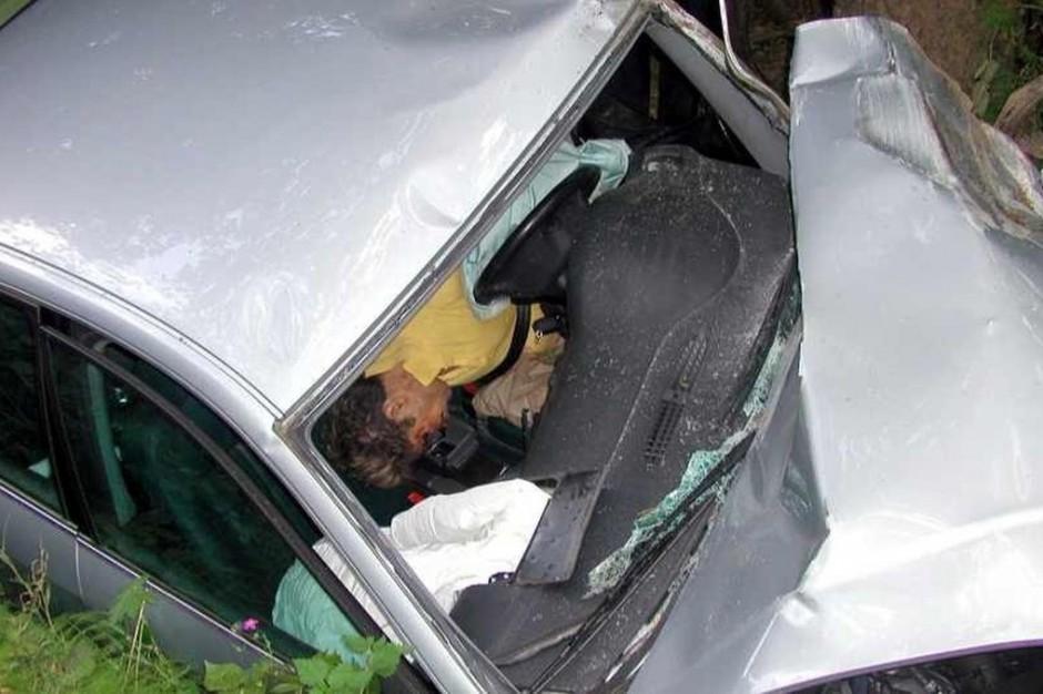 Lekarze wybudzają ze śpiączki ośmiolatka z wypadku w Kamieniu Pomorskim