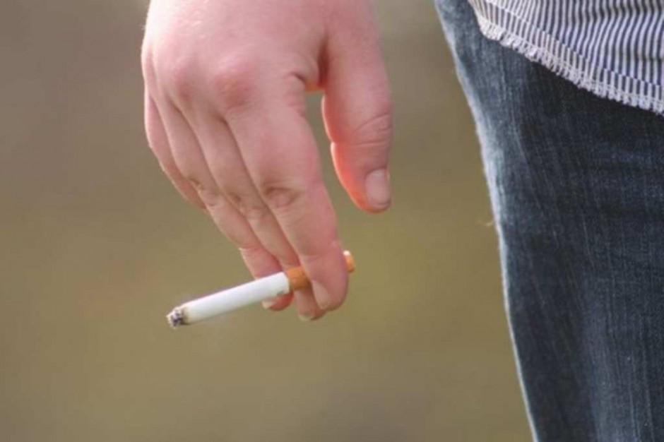 Coraz więcej ludzi na świecie pali tytoń