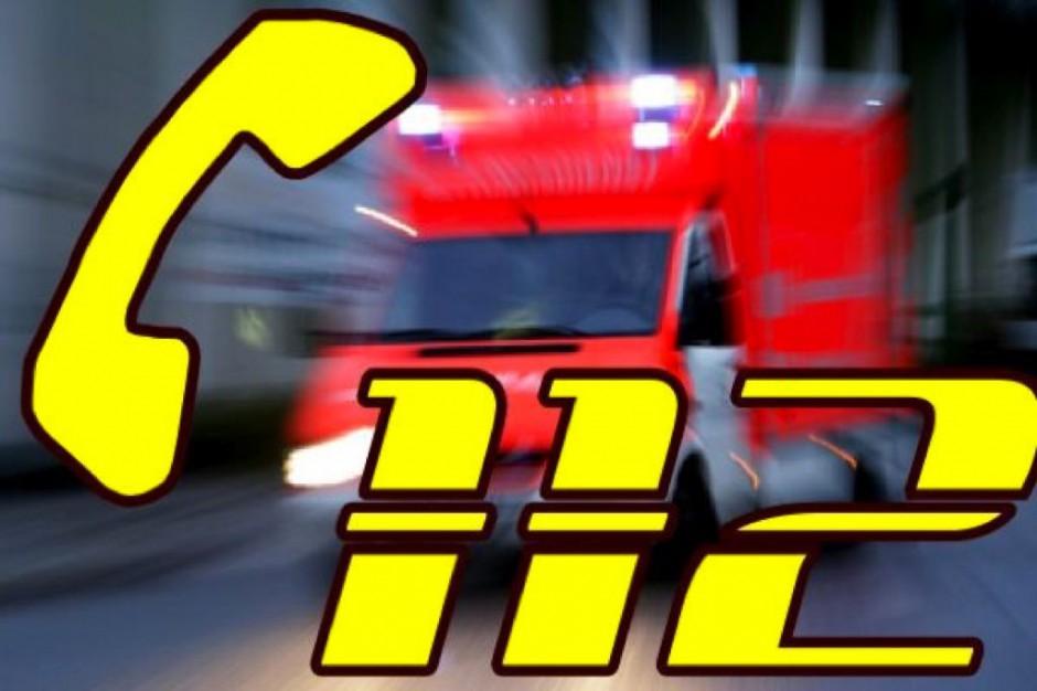 Operatorki numeru alarmowego 112 zapobiegły tragedii; wojewoda dziękuje