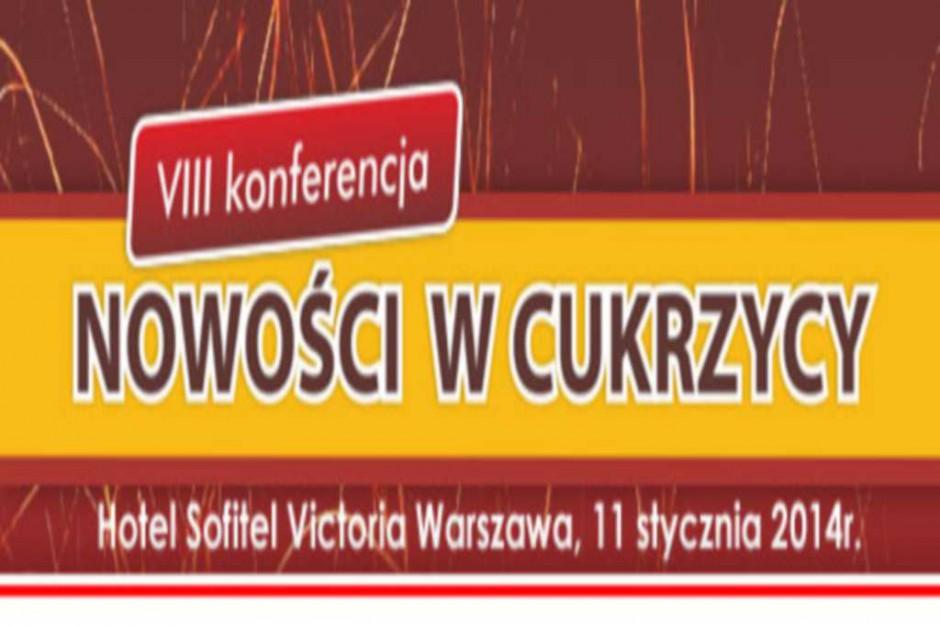 VIII Konferencja Nowości w Cukrzycy