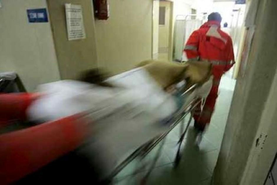 Szczecin: dyżurny lekarz nie zajął się pacjentem; jest proces