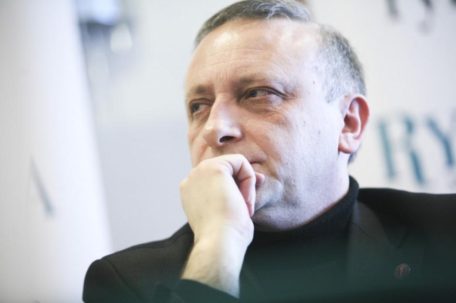 Gdańsk: prof. Janusz Moryś kończy drugą kadencję na stanowisku rektora GUMed