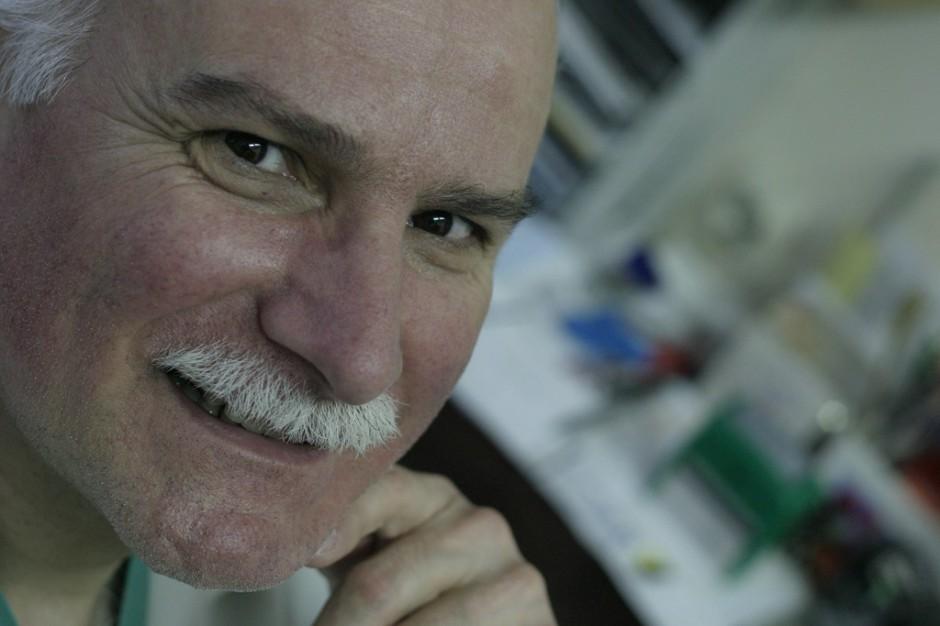 Prof. Moll o nowatorskiej operacji wszczepienia zastawki mitralnej półtorarocznemu chłopcu