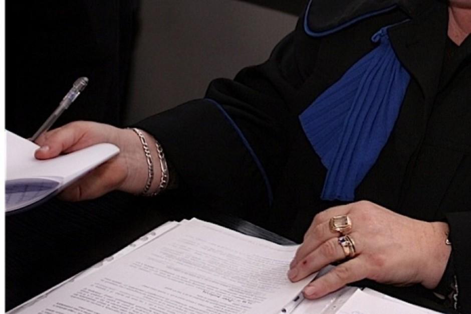Śląskie: sąd zdecydował, że były naczelnik wydziału NFZ nie wróci do pracy