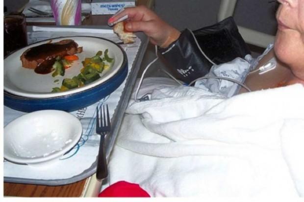 Lublin: szpital uważa, że karmi dobrze