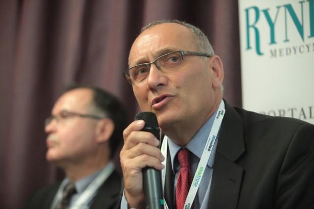 """Prof. Jacek Jassem: w czerwcu zaprezentujemy """"Strategię Walki z Rakiem w Polsce"""""""