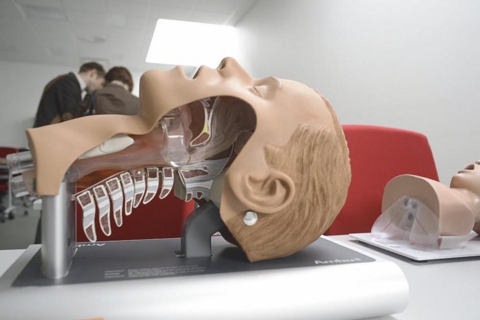 Olsztyn: w szpitalu uniwersyteckim otwarto laboratorium symulacji medycznej